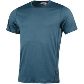 Lundhags Gimmer Camiseta Ligera Merino Hombre, azure